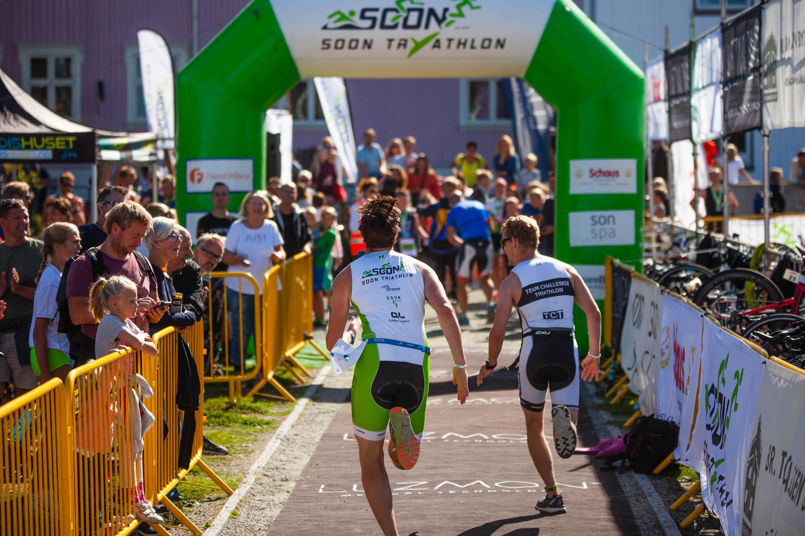 Forvent høy fart, høy stemning og en triatlonopplevelse helt